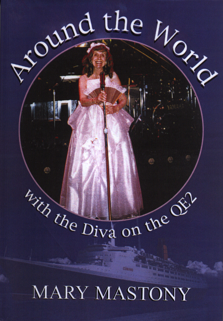 Around the World with the Diva on the QE2