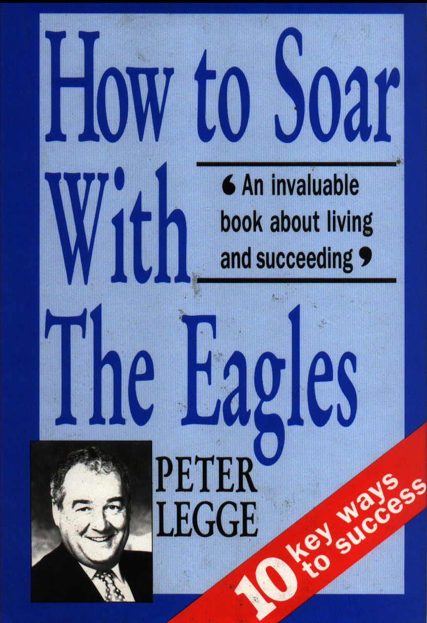 How to Soar with the Eagles H/B