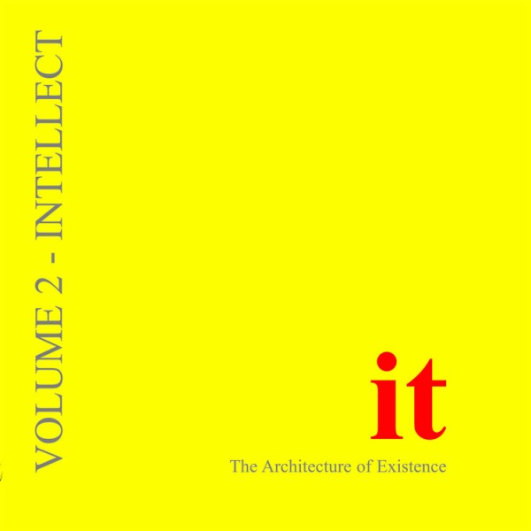 it: The Architecture of Existence Vol. 2: Intellect (Paperback)