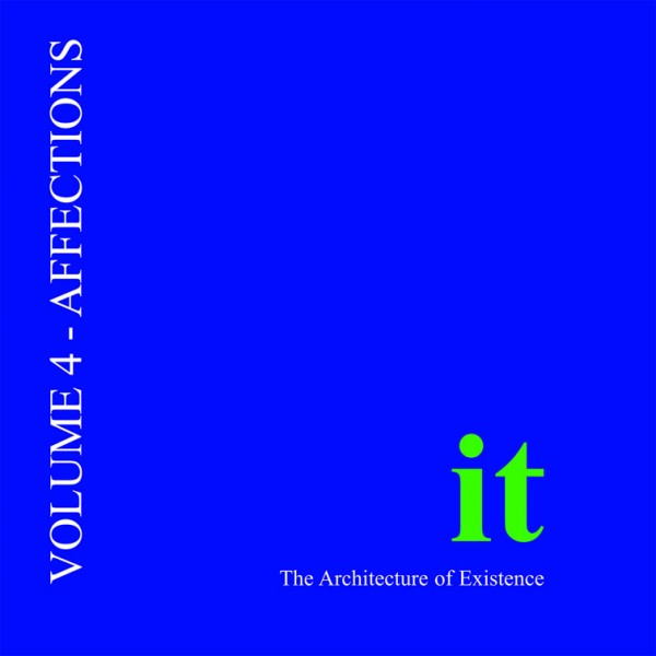it: The Architecture of Existence Vol.4: Affections (Paperback)
