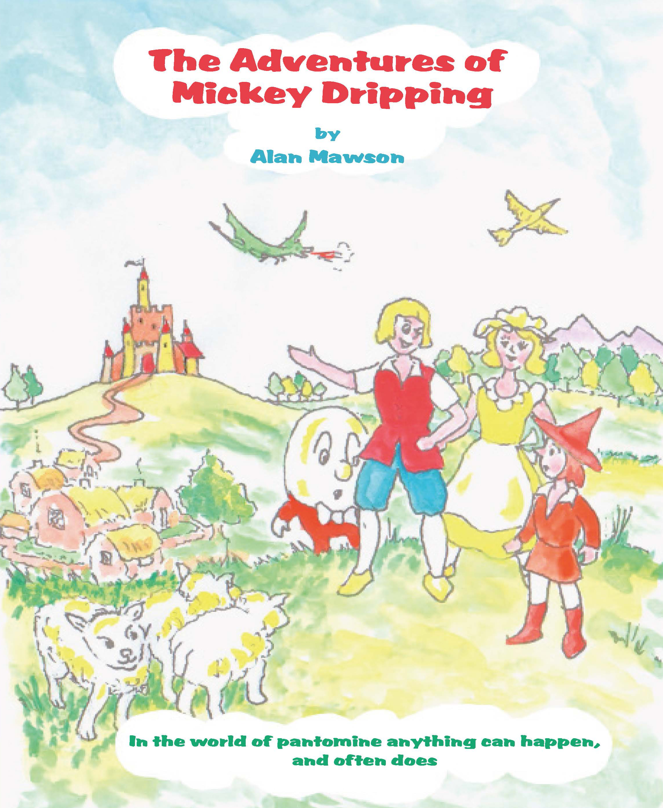 The Adventures of Mickey Dripping