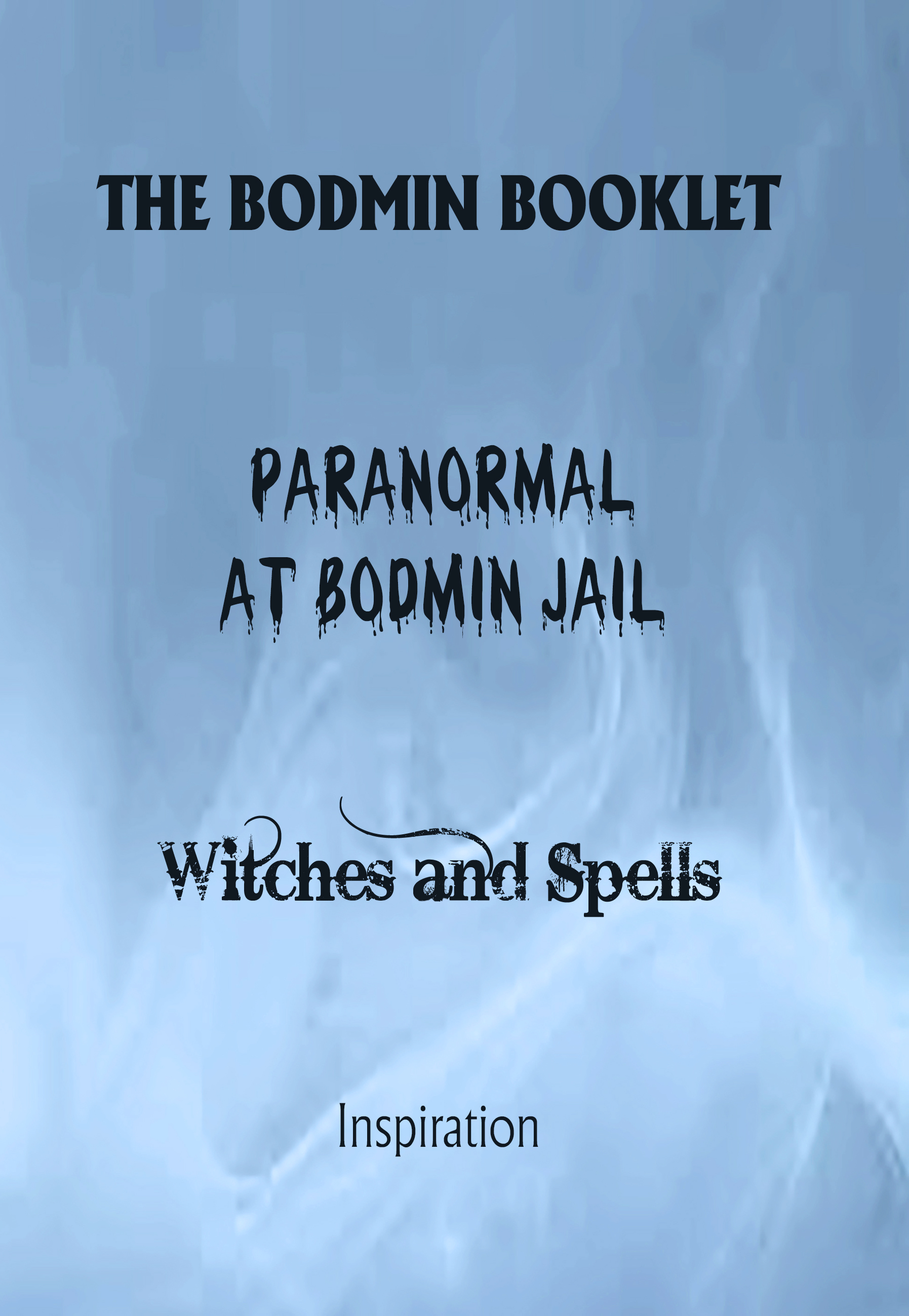 The Bodmin Booklet